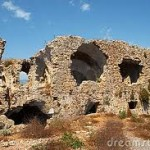Ruins of an Ancient Roman Hospital