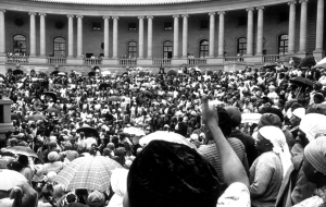 Commemoration of the Women's march to the Union Buildings in 1956