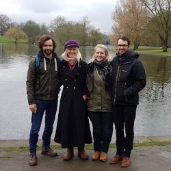 Family in St Albans